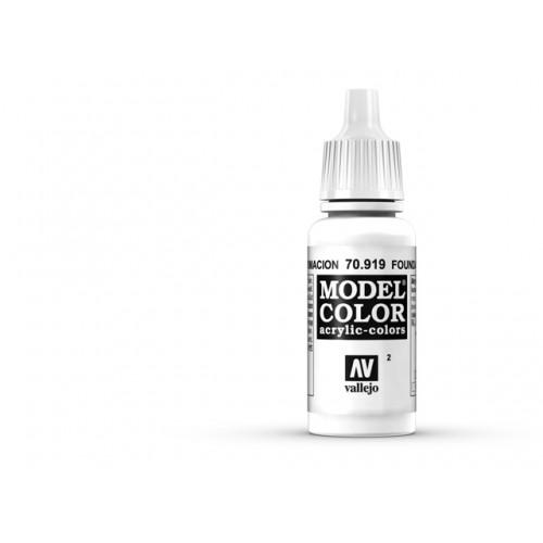 צבע בגוון לבן יסוד - foundation white