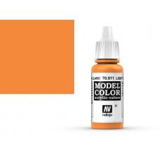 צבע בגוון כתום בהיר - light orange