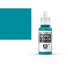 צבע בגוון טורכיז בהיר - Light Turquoise