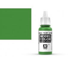 צבע בגוון ירוק בינוני - Intermediate Green