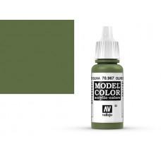 צבע בגוון זית - Olive Green