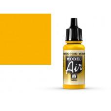 צבע בגוון צהוב בינוני - Medium Yellow