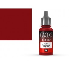צבע בגוון אדום דם - Gory Red