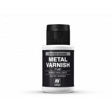 לכת מתכת מבריקה - gloss metal varnish