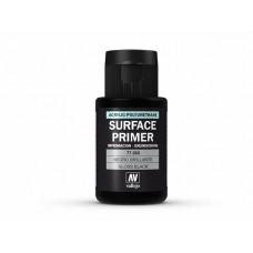 צבע יסוד בגוון שחור מבריק - gloss black primer