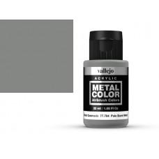 צבע בגוון מתכת שרופה חרוכה - pale burnt metal